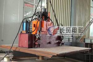 液压起重永磁铁吸吊钢板